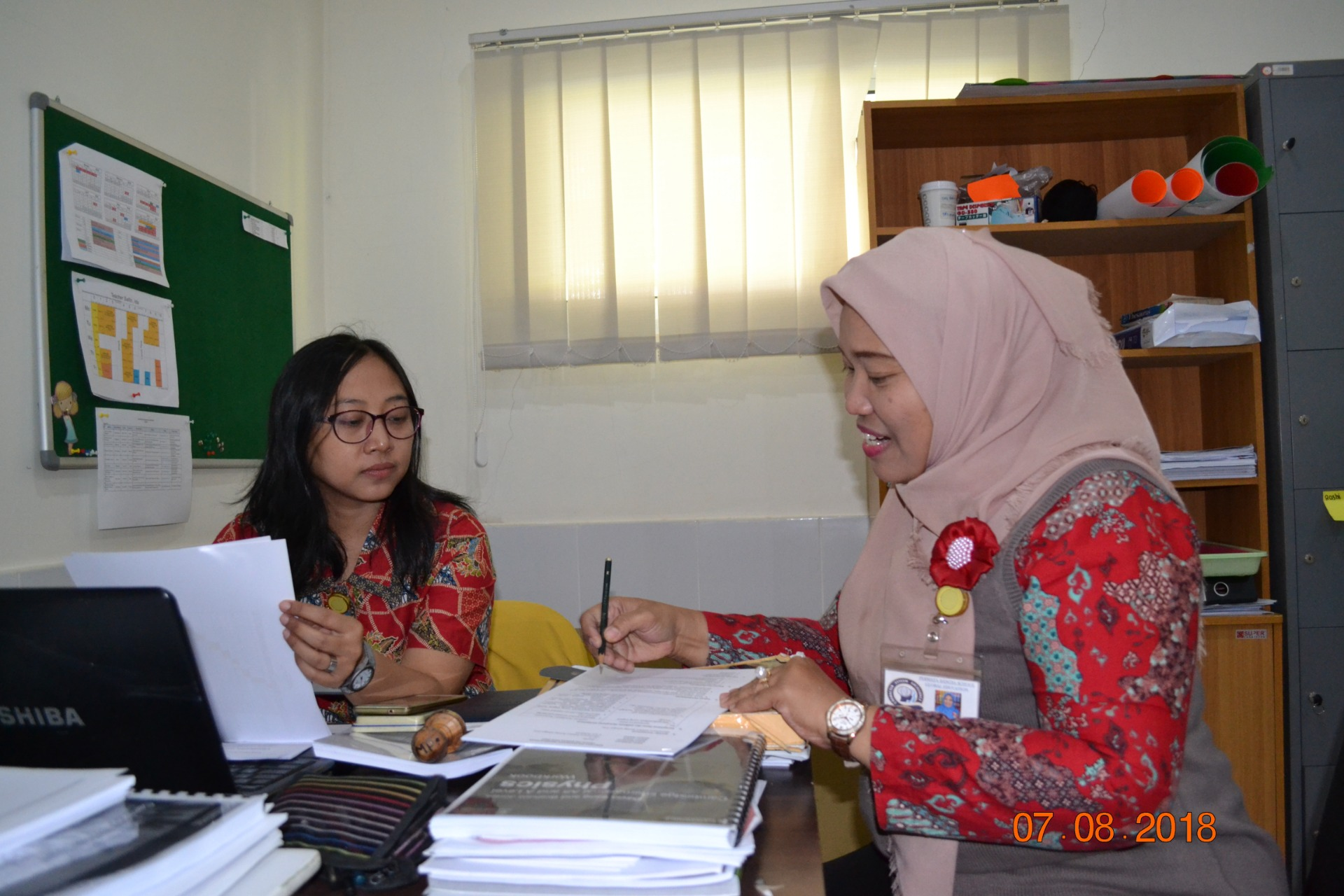 PBI Welcomes Accreditation Teams for SMP & SMA - Image 6