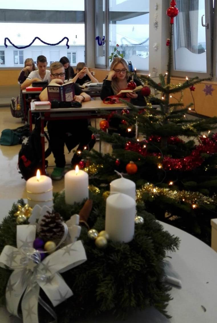 Advent in der NMS Vorau! - Bild 2