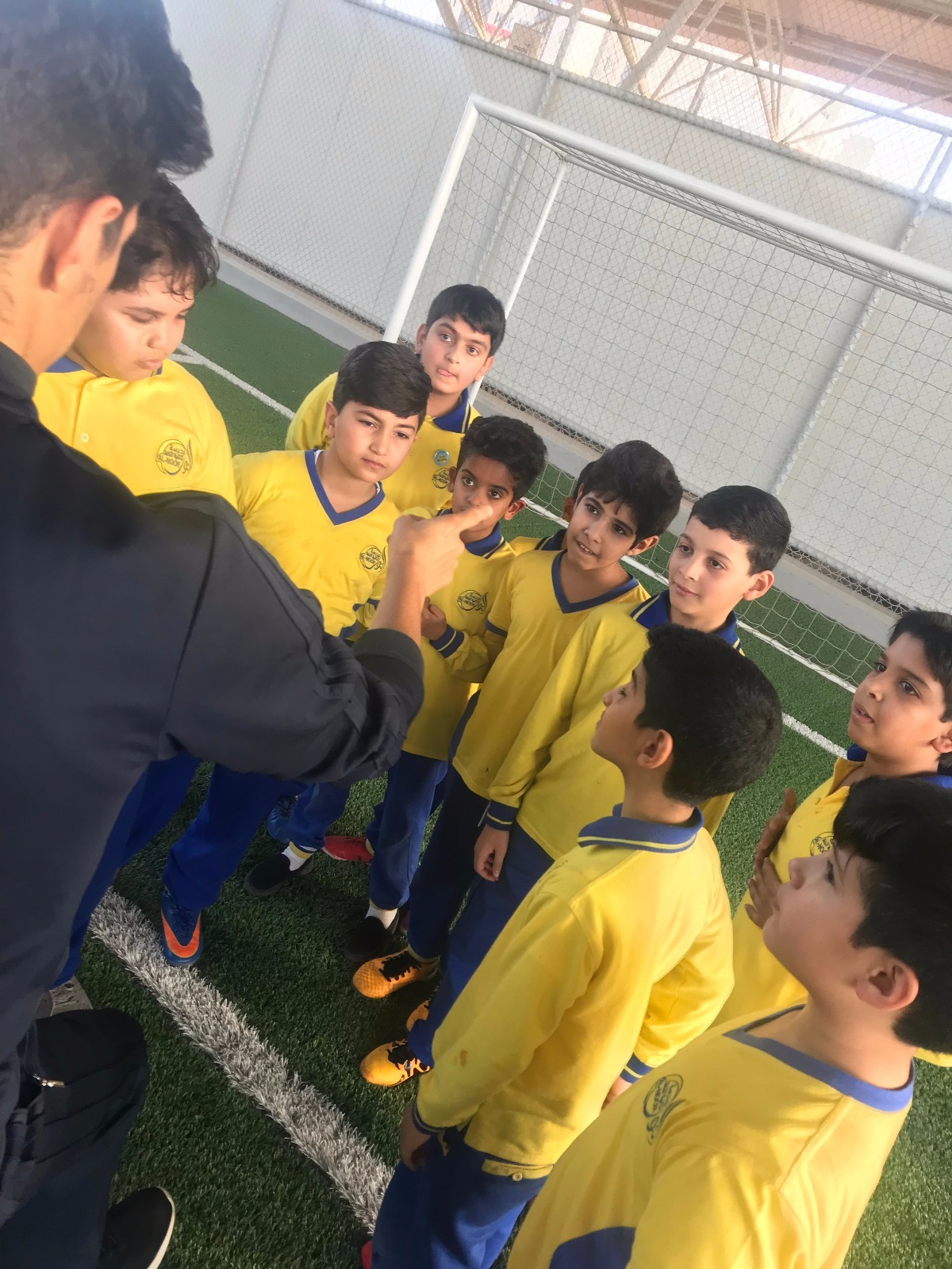 Soccer win for under 10 Al-Noor against AUS 17-0! - Image 2