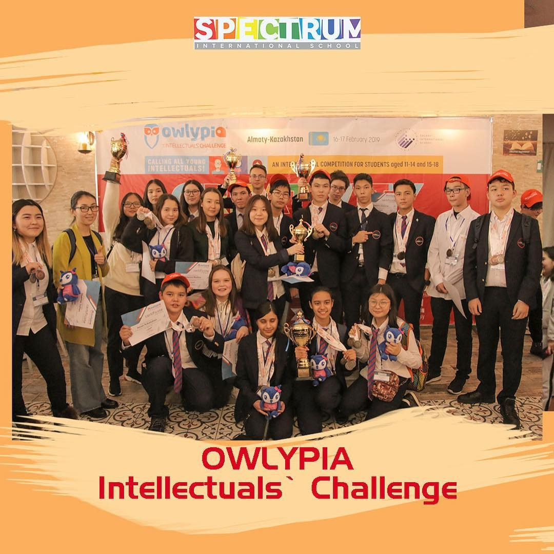 "International Intellectual tournament ""Owlypia Intellectuals Challenge"" - Image 6"