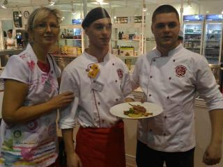 Gastro Junior Brno 2018 Bidfood  Cup